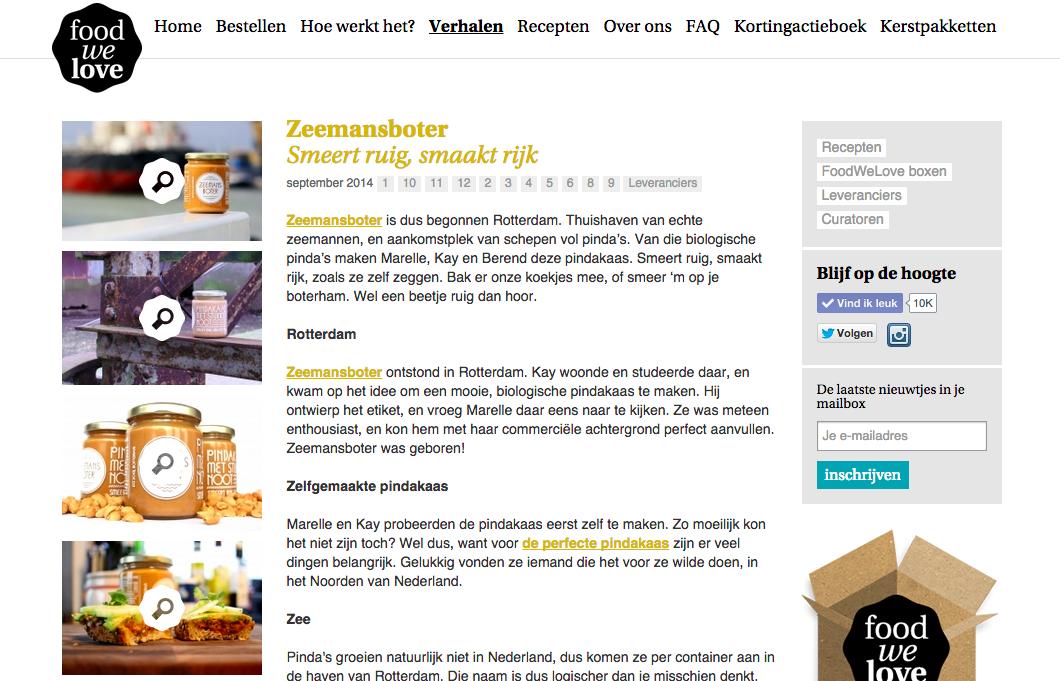 Zeemansboter foodwelove